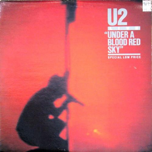 U2 - Under A Blood Red Sky ( Original Sealed 1985 copy)