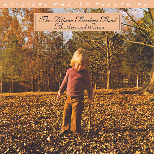 The Allman Brothers Band - Brothers And Sisters (MoFi)