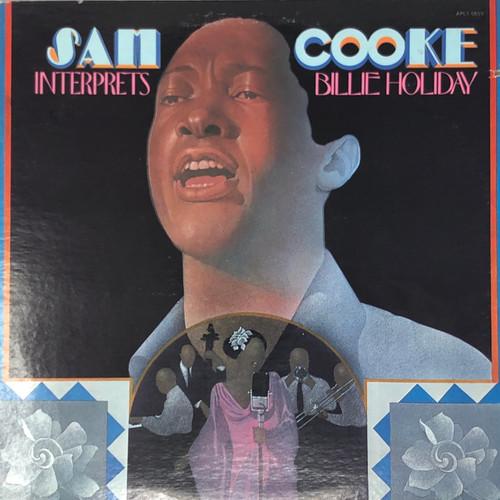 Sam Cooke - Interprets Billie Holiday (US Press)