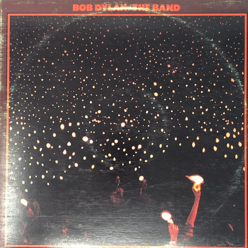 Bob Dylan / The Band - Before The Flood (VG/G+)