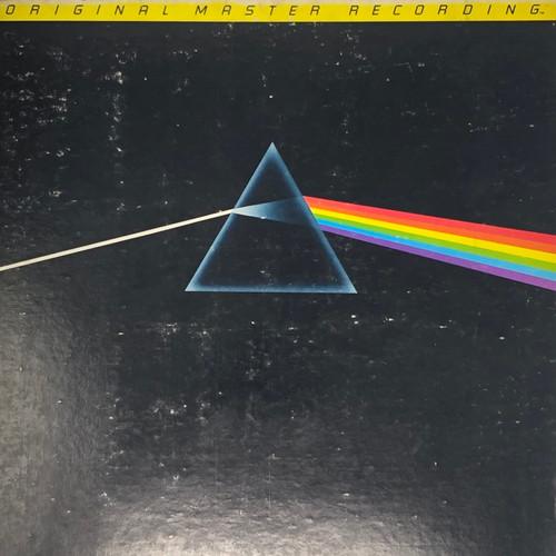 Pink Floyd - Dark Side of the Moon (Original MoFi VG/-VG)
