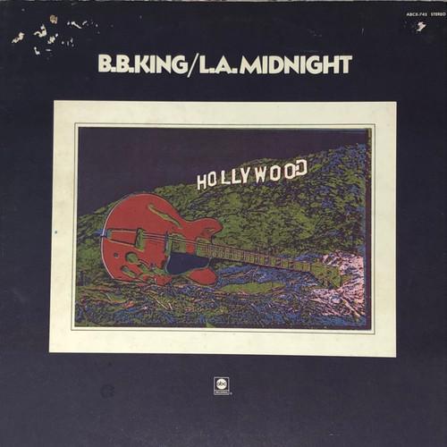 B.B. King - L.A. Midnight (US Stereo Pressing)