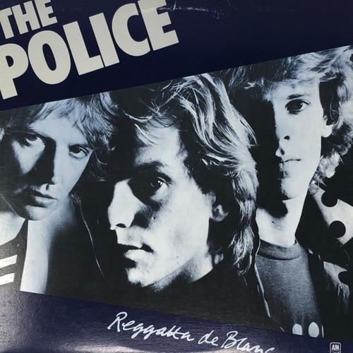 The Police - Reggatta de Blanc (VG/VG)
