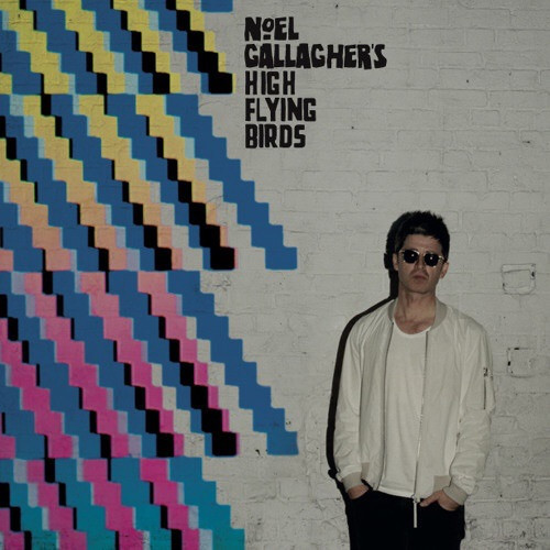 Noel Gallagher's High Flying Birds - Where The City Meets The Sky : Chasing Yesterday : The Remixes (RSD 2015 in Open Shrink)