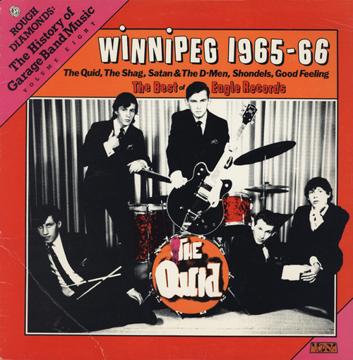 Various – Winnipeg 1965-66 - The Best Of Eagle Records
