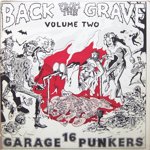 Various - Back From The Grave Volume Two
