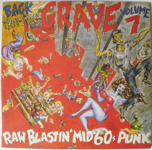 Various - Back From The Grave Volume 7 (2 LP NM/NM)
