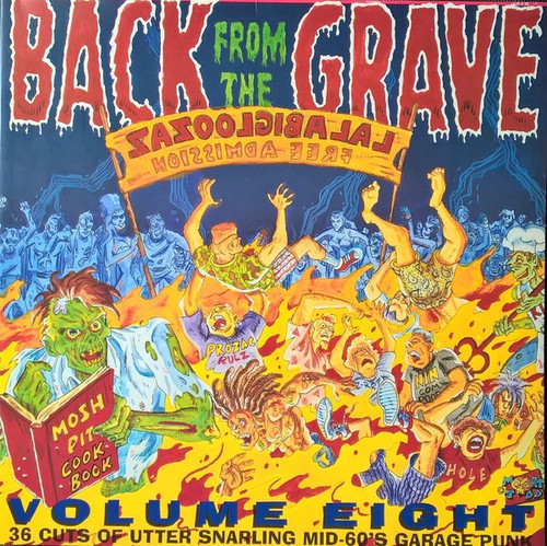 Various - Back From The Grave Volume Eight (2LP NM/NM)
