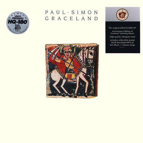 Paul Simon - Graceland (Super Clean used copy)