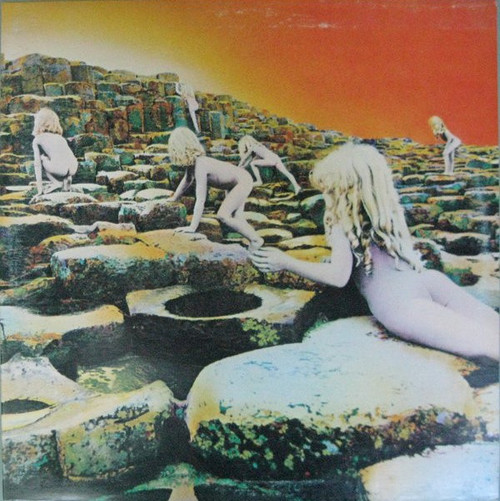 Led Zeppelin - Houses Of The Holy ( Super Clean Reissue NM)