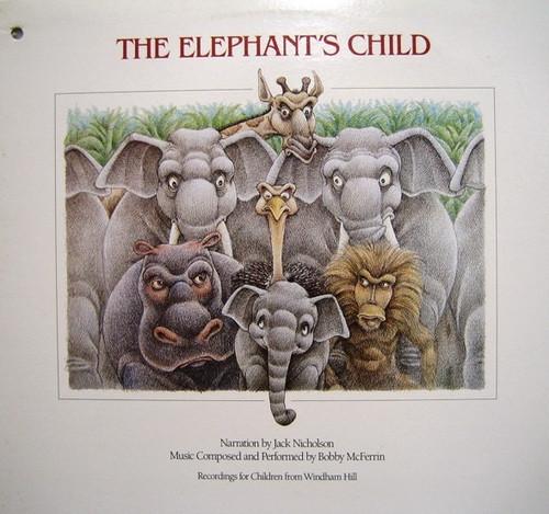 Jack Nicholson - The Elephant's Child