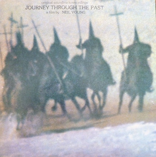 Neil Young - Journey Through The Past ( Japanese Import 2 LP with insert NM)