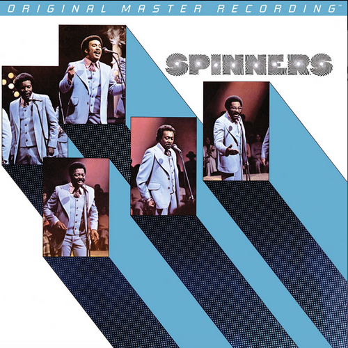 Spinners - S/T (MoFi  - Out of print)