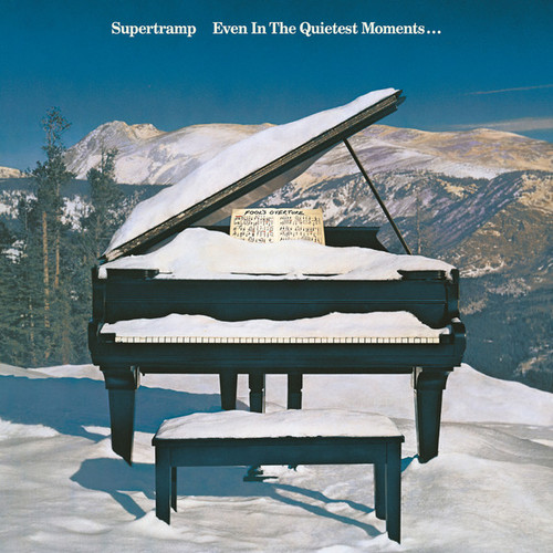 Supertramp - Even In The Quietest Of Moments
