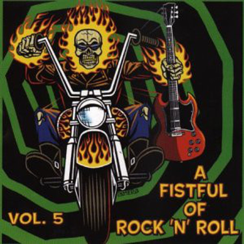 Various - A Fistful of Rock n' Roll Vol. 5