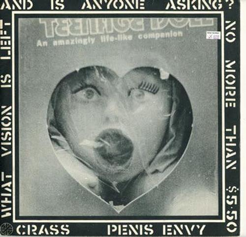 Crass - Penis Envy (1st UK NM)