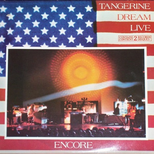 Tangerine Dream - Encore (2 LP VG+)