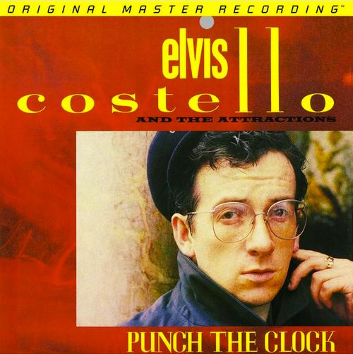 Elvis Costello - Punch the Clock (MoFi)