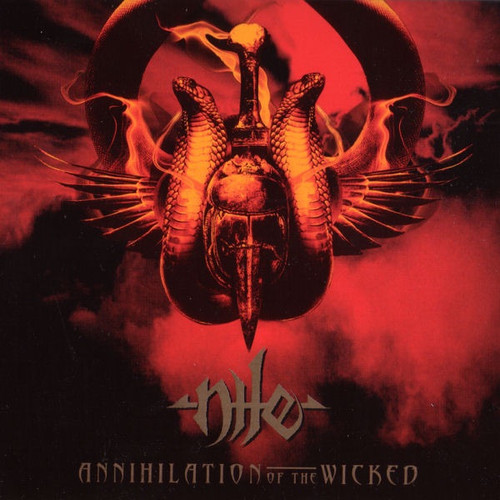 Nile Annihilation Of The Wicked ( Mint vinyl , Etched vinyl)
