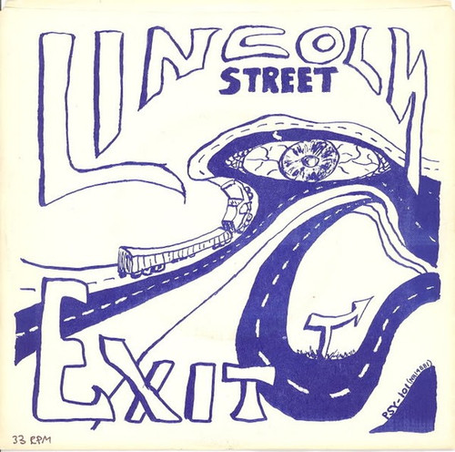 Lincoln St. Exit - Lincoln Street Exit