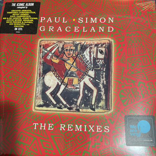Paul Simon - Graceland The Remixes