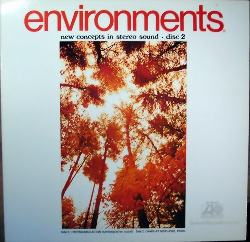 Environments - New Concepts In Stereo Sound - Disc 2