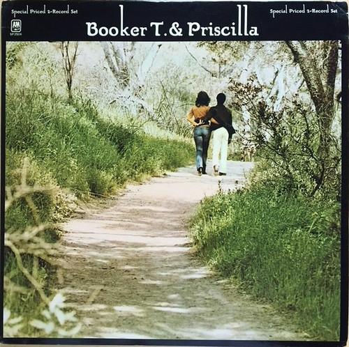 Booker T. & Priscilla - S/T
