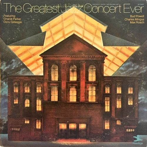 Charlie Parker - The Greatest Jazz Concert Ever