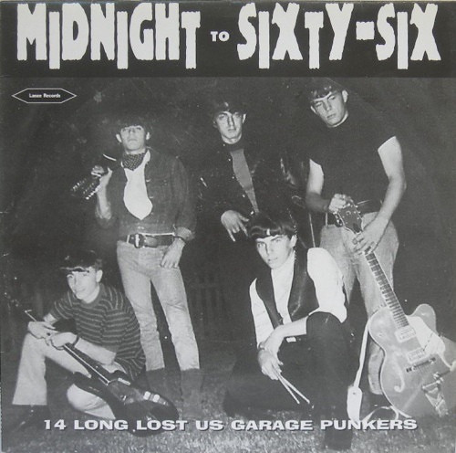Various - Midnight To Sixty-Six includes insert