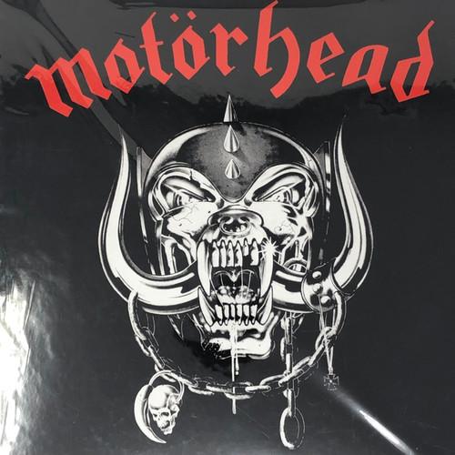 Motörhead - Motörhead (UK 2017 Limited Edition Boxset on Clear Vinyl)