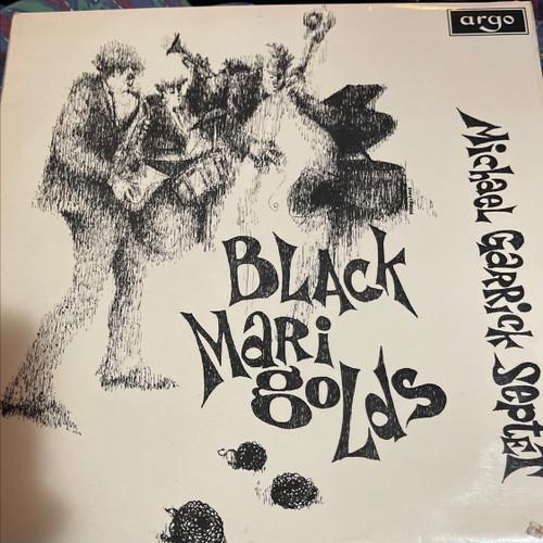 RARE Michael Garrick Septet Black Marigolds