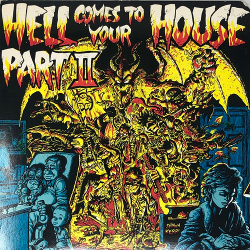 Various - Hell Comes To Your House Part II (US 1983 Punk Compilation)