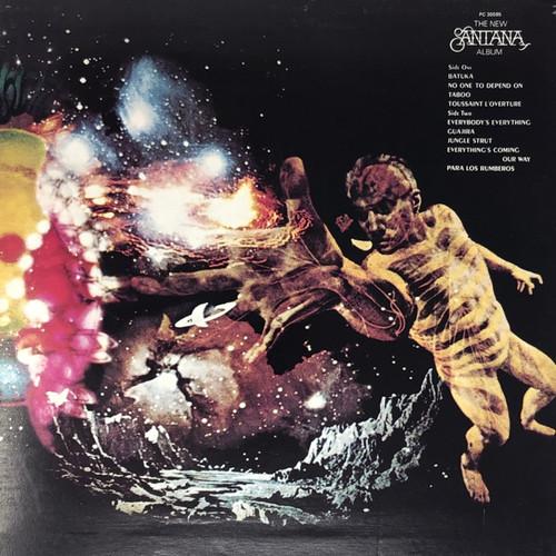 Santana - III  (Complete Late 70's Reissue)