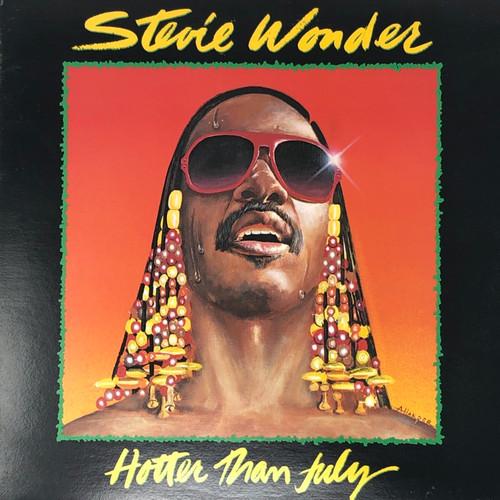 Stevie Wonder - Hotter Than July (VG+)
