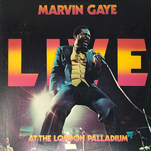 Marvin Gaye - Live at the London Palladium (See Description)