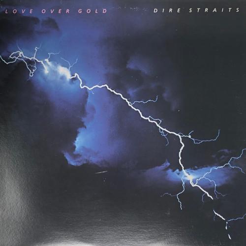 Dire Straits - Love Over Gold (Masterdisk VG+/VG)