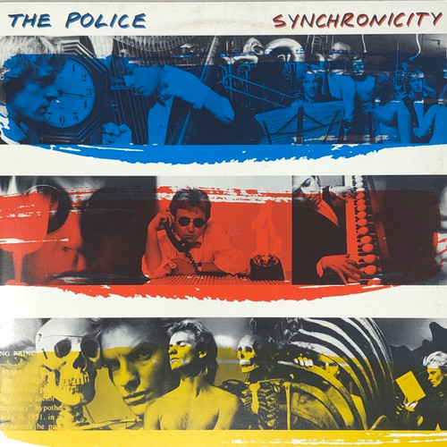 The Police - Synchronicity (VG)