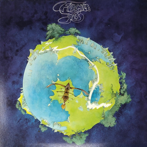 Yes - Fragile (Early Reissue)
