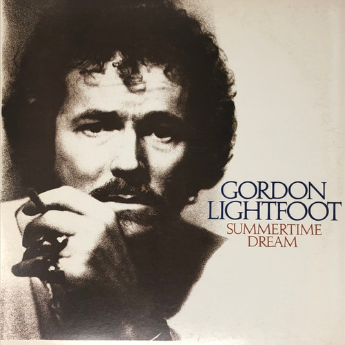 Gordon Lightfoot - Summertime Dream (US Pressing VG+)