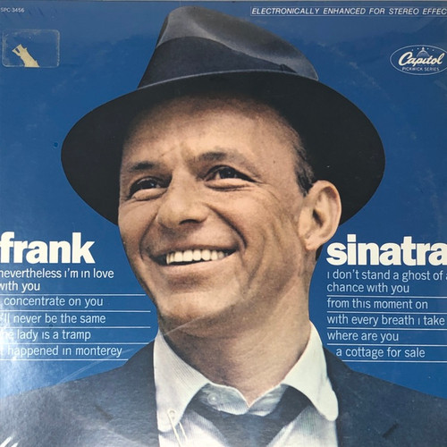 Frank Sinatra - Nevertheless I'm In Love with You (Canadian Stereo Pressing SEALED)