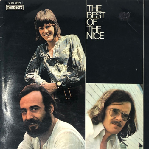 The Nice - The  Best of The Nice (German Pressing - See Description)