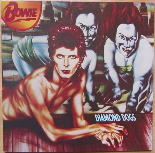 David Bowie - Diamond Dogs ( 1974 Canadian pressing NM/NM)