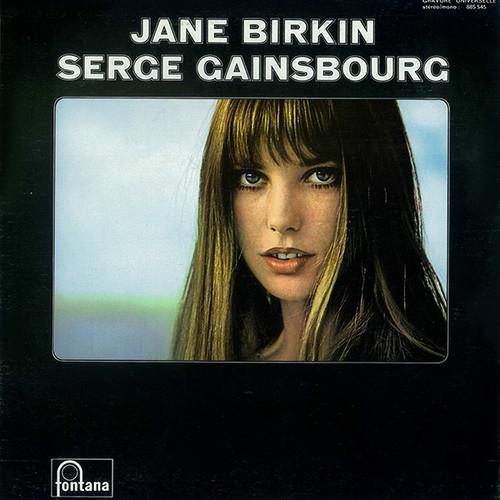 Serge Gainsbourg - Jane Birkin - Serge Gainsbourg ( In open shrink - amazing copy)