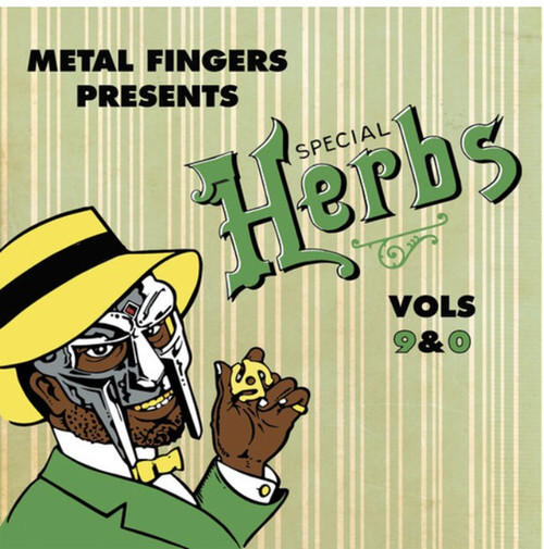 Metal Fingers - Special Herbs Vol. 9 & 0