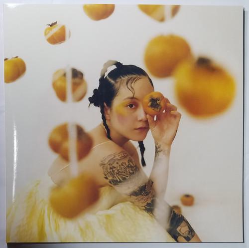 Japanese Breakfast - Jubilee (clear with yellow swirl)