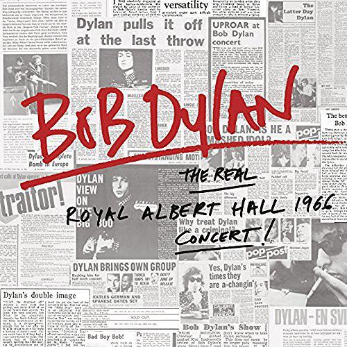 Bob Dylan - The Real Royal Albert Hall 1966 Concert!