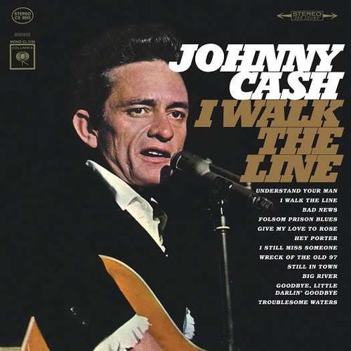Johnny Cash - I Walk The Line (Re)