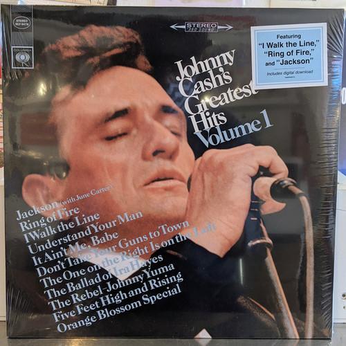 Johnny Cash - Greatest Hits Vol. 1
