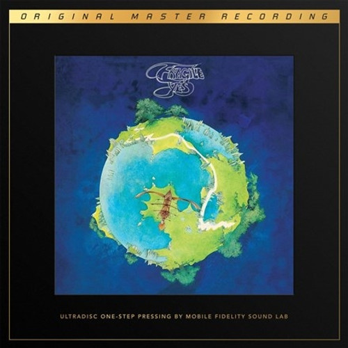 Yes  - Fragile (MoFi One-Step - Out of Print)
