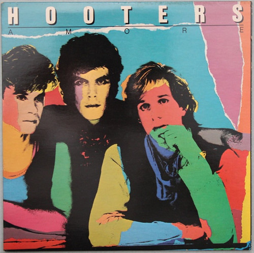 The Hooters - Amore (sealed 1983 pressing)